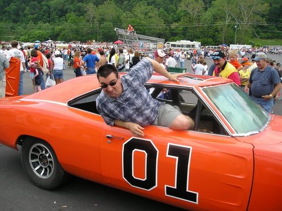 Dukefest Convention - Bristol Speedway, Tennessee