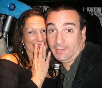 with CD Linda Minikin