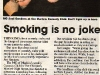 Smoking Ban : Bucks Free Press