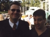 with Greg Proops. San Francisco Comedy Day, Golden Gate Park