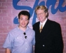 with Jerry Springer in Chicago