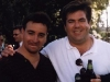 with Kevin Meaney. San Francsico Comedy Day, Golden Gate Park